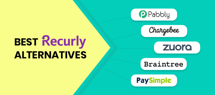5 Best Recurly Alternatives 2018: No Limit On Billing & Invoicing