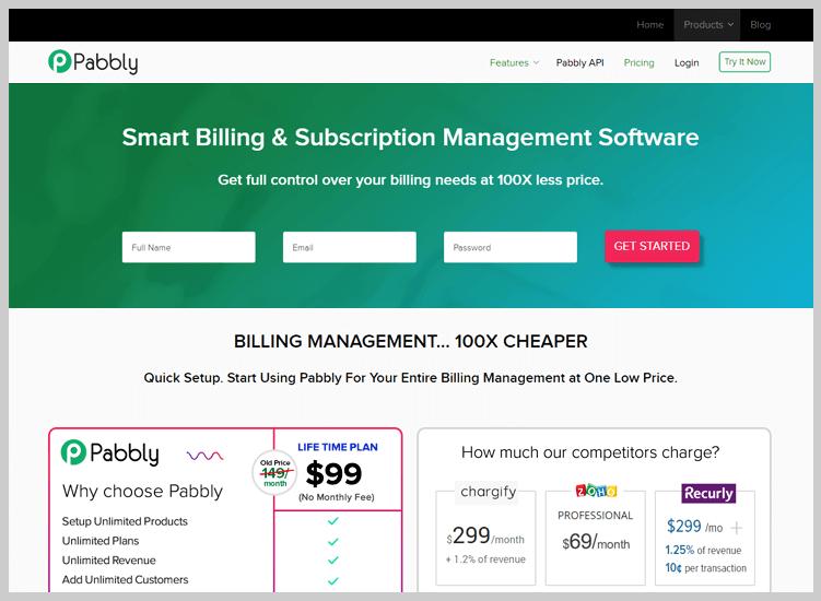 Pabbly Subscription