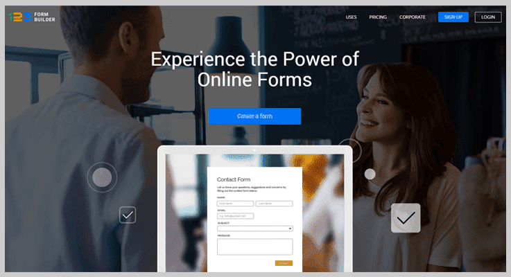 123 Form Builder Form Creator Software