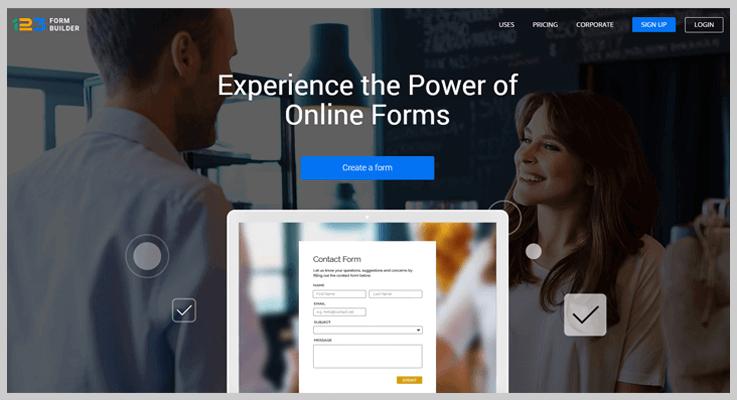123Formbuilder Online Form Builder