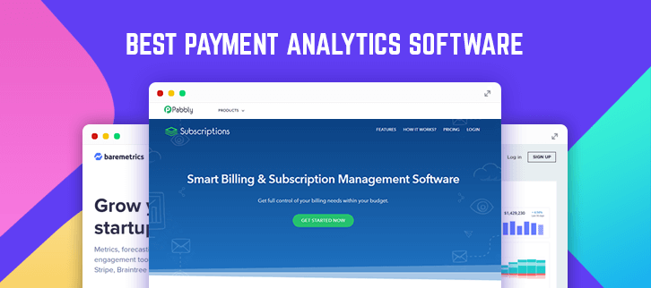 5+ Payment Analytics Software: Track MRR & Churn Rate
