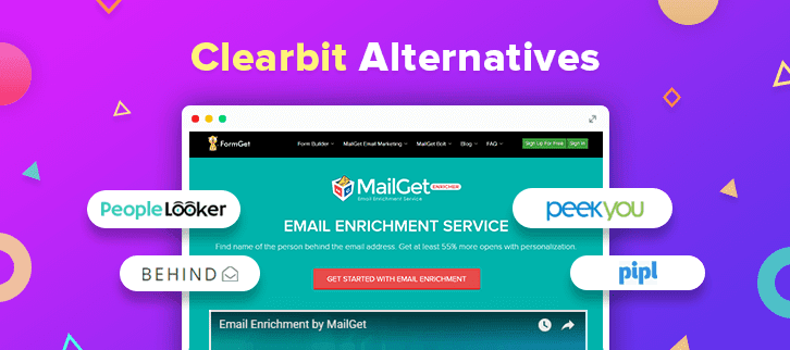 Clearbit Alternatives