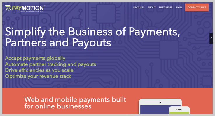 PayMotion Payments Tracking Software
