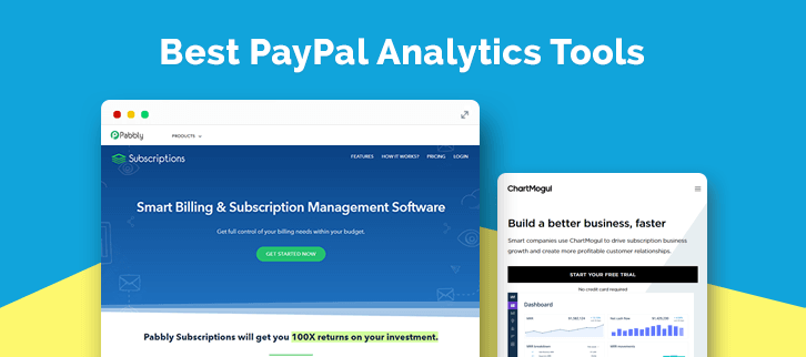5+ Best PayPal Analytics Tools | Track Your Payments With Ease