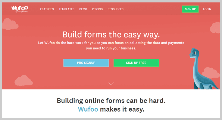 Wufoo Form Creator Software