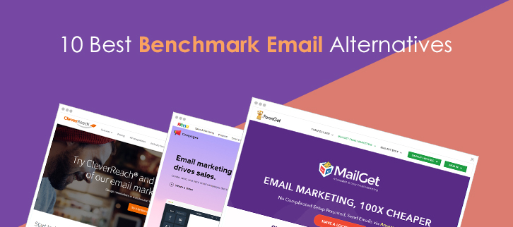 10 Best Benchmark Email Alternatives