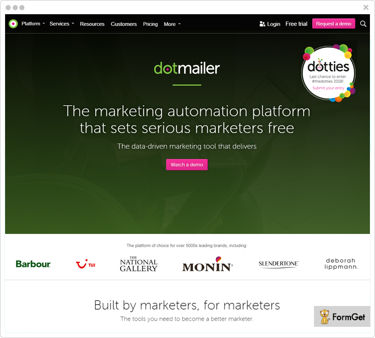 dotmailer Campaigner Alternatives