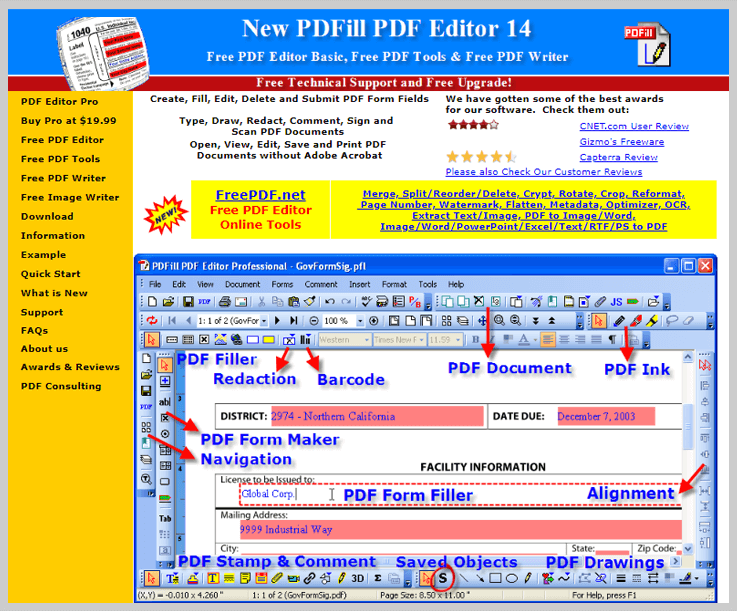 10 Best PDF Editor Software for 2019 - Woofresh