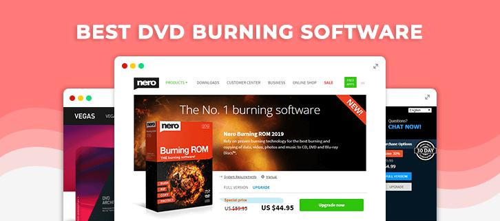10 Best DVD Burning Software 2019 - Woofresh
