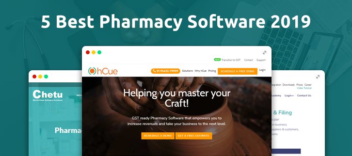 5 Best Pharmacy Software 2019 | Attributes & Pricing