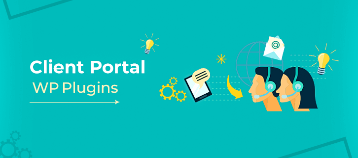 Client Portal WordPress Plugin