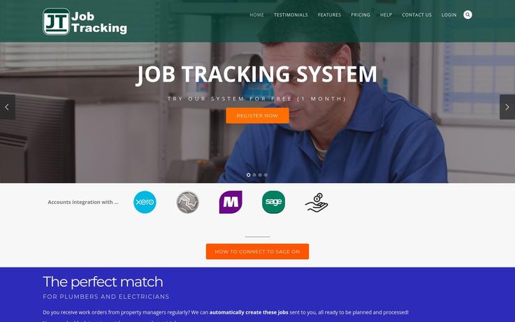 Job Card Tracking