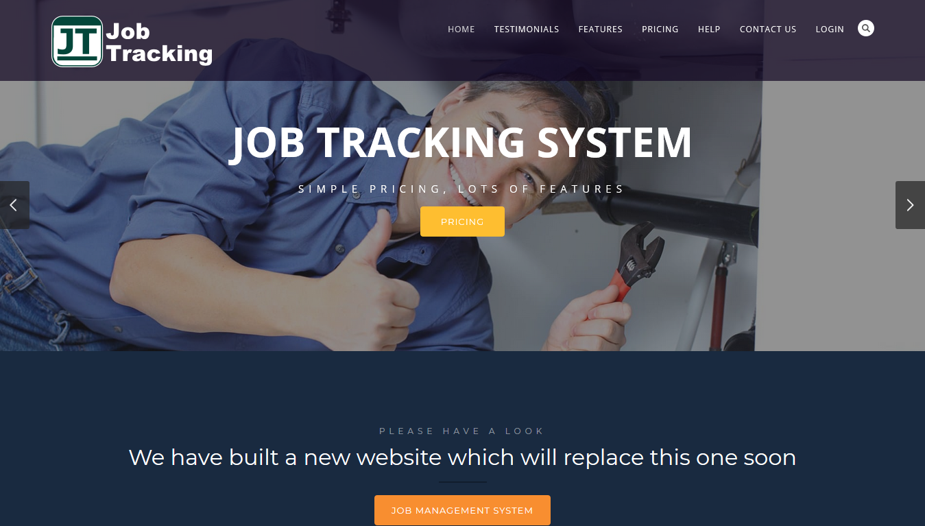Job - Tracking - Home