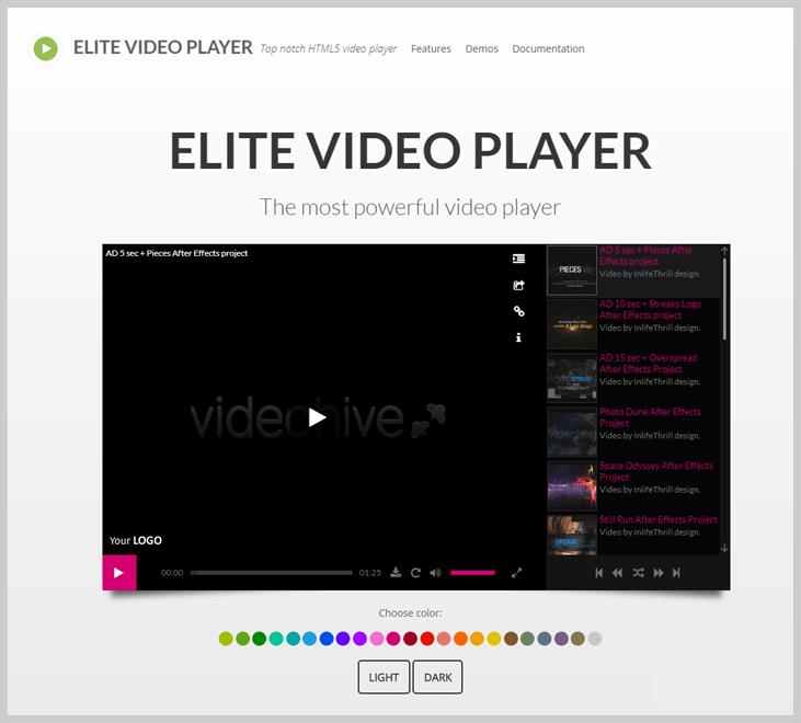Elite Video Player - Live Streaming WordPress Plugins