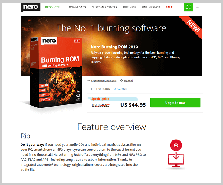 Nero - DVD Burning Software