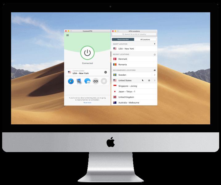 ExpressVPN - Mac