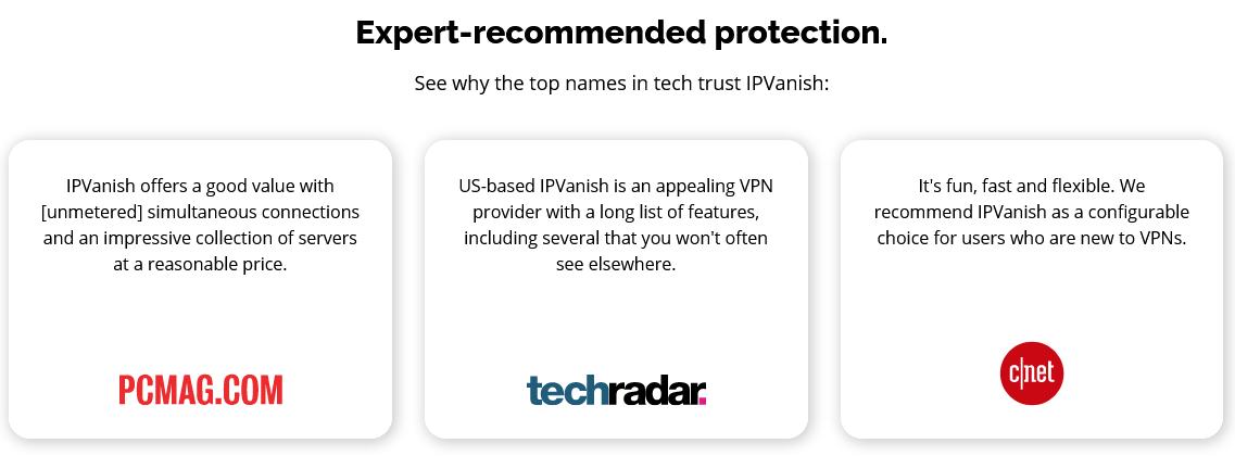 IPVanish Reviews