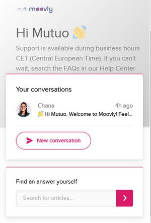 Moovly-CustomerSupport