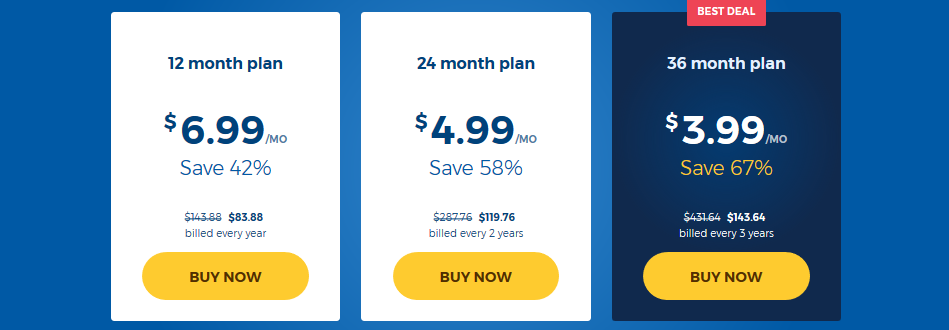 hma - pricing