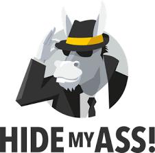 HideMyAss - Logo
