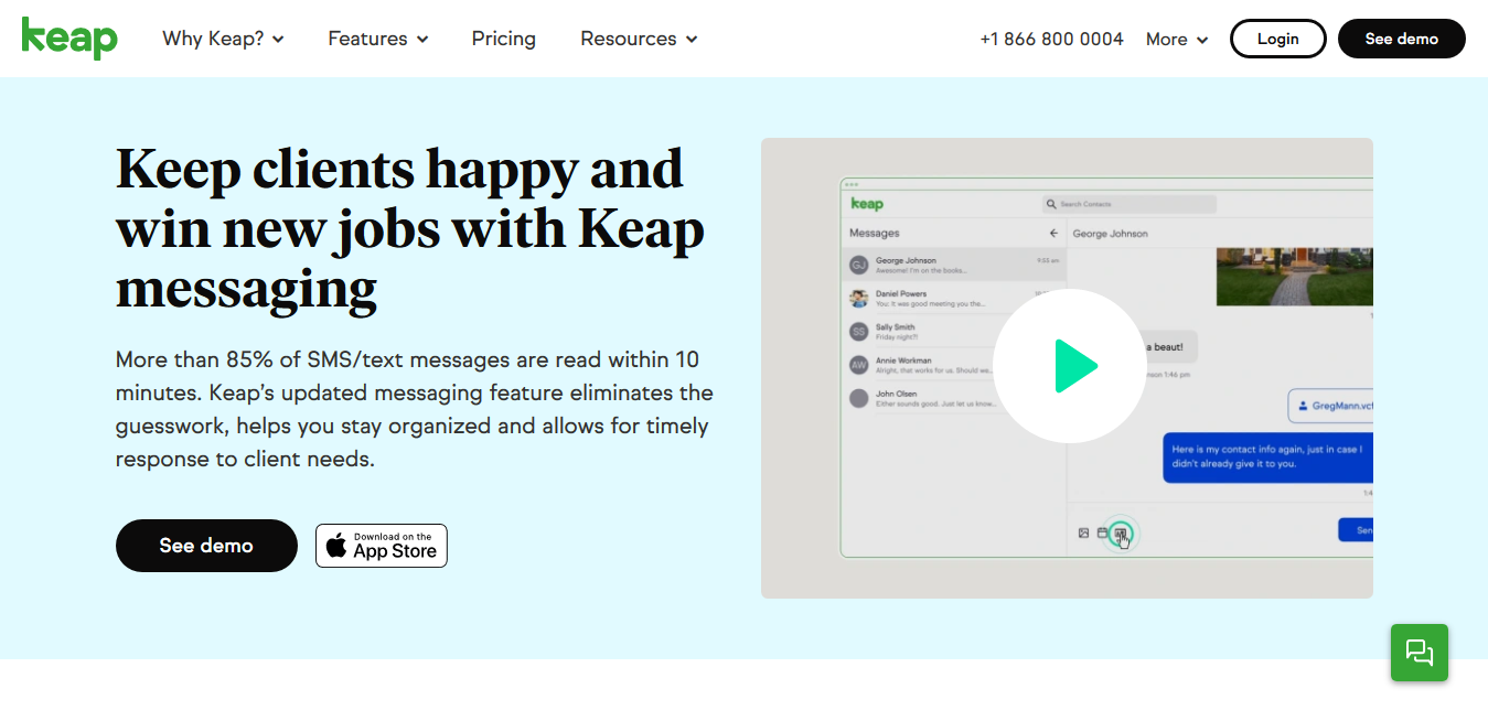 Keap Email
