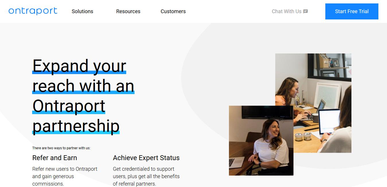 Ontraport Partners