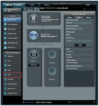 Configure-Router