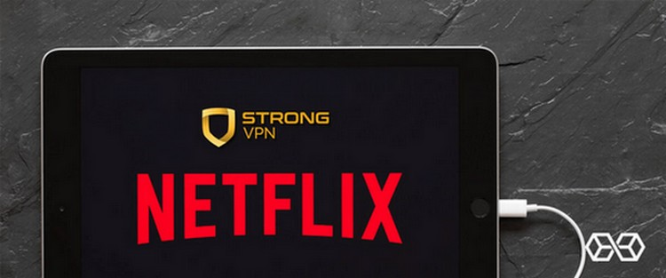 StrongVPN - Netflix