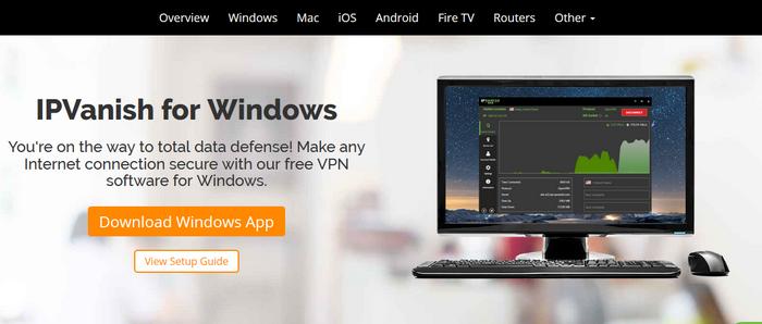 IPVanish-Windows