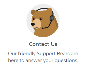 Tunnelbear - Customer Support
