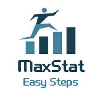 MaxStat - Logo