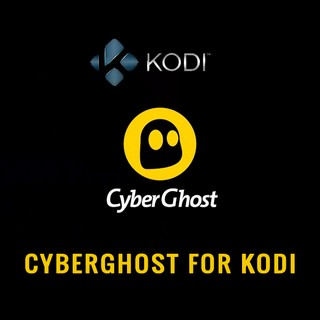 CyberGhost for Kodi