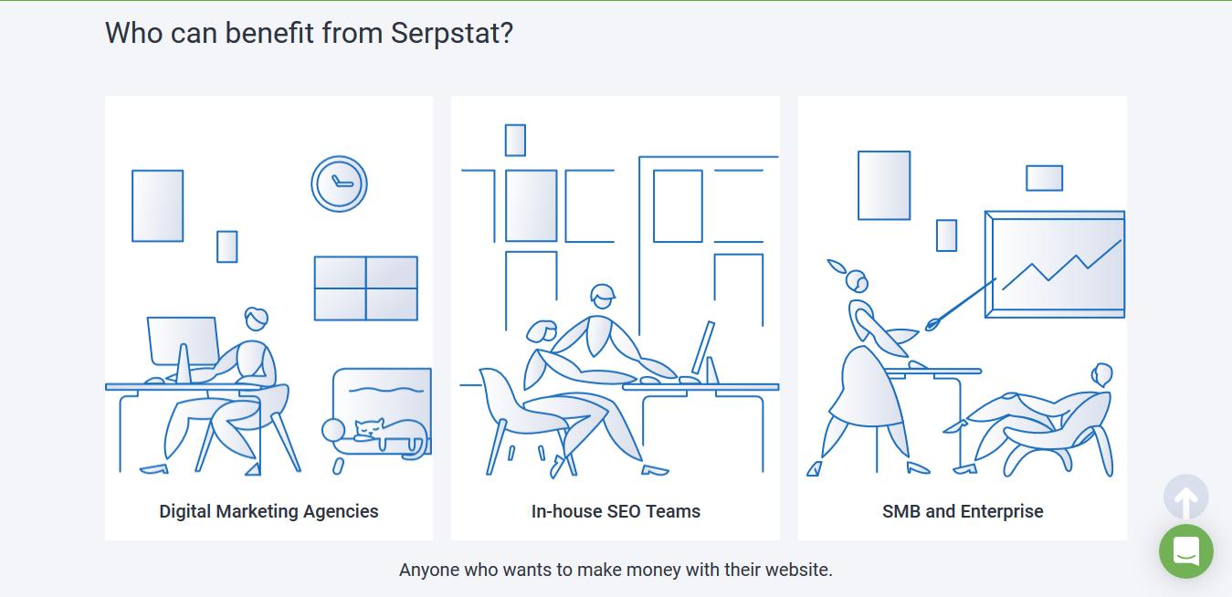 Serpstat Benefits