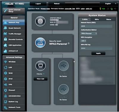 Surfshark - ASUS Router