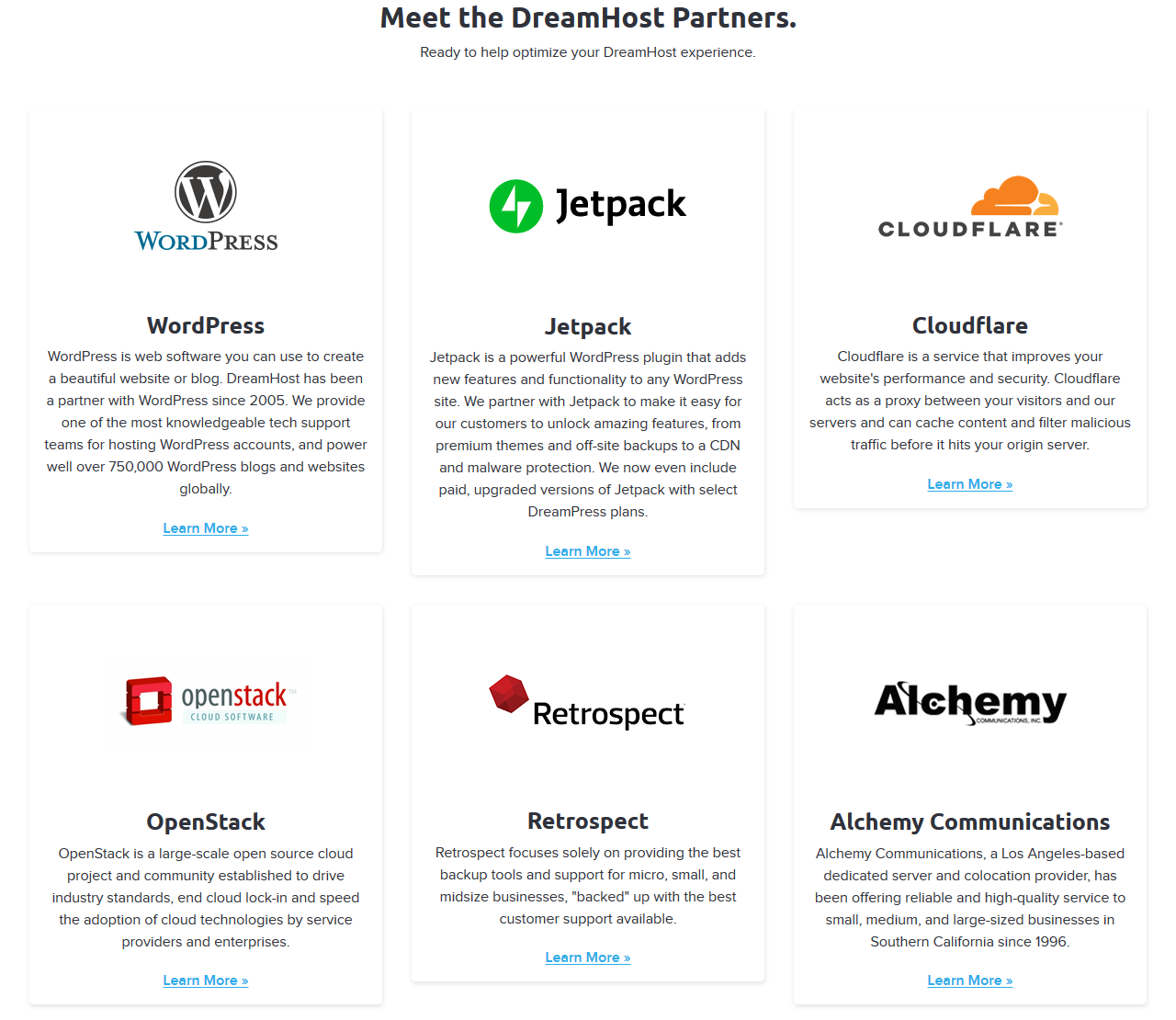 DreamHost Partners