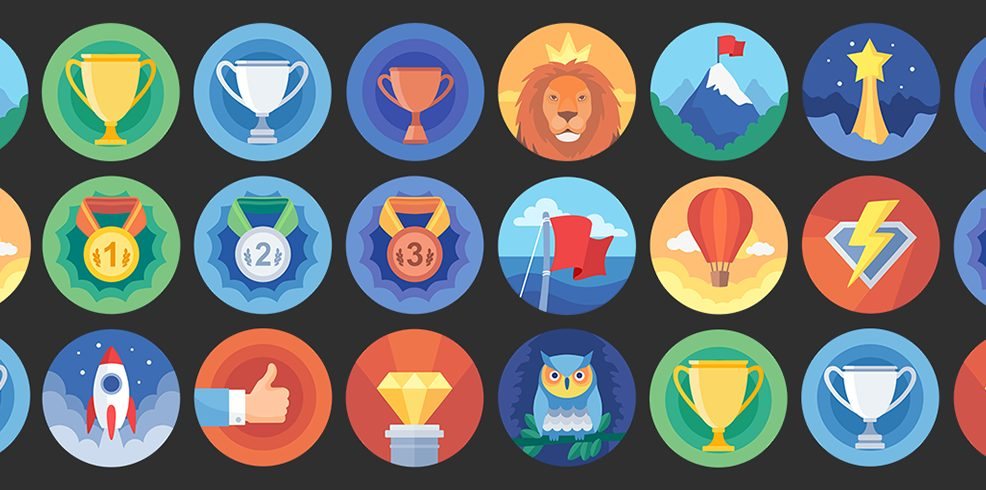 Gamification - Badges