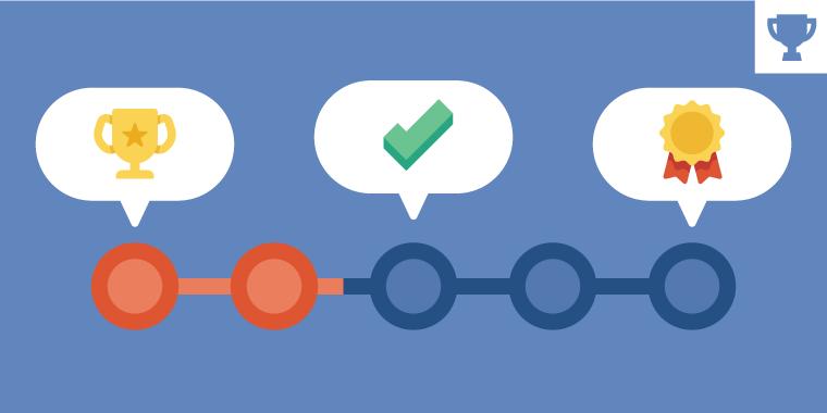Gamification - Progress Bars