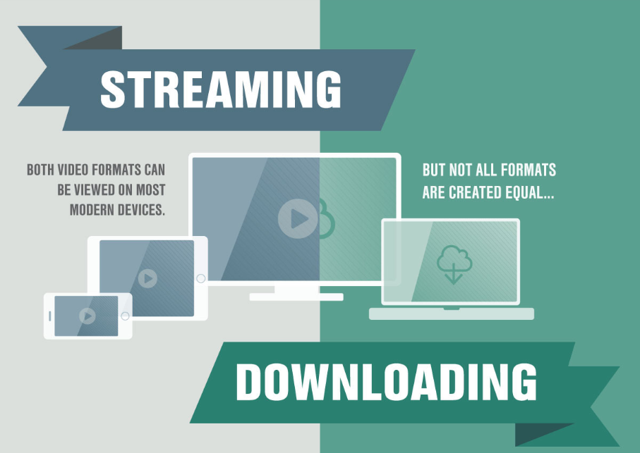 Streaming - Downloading