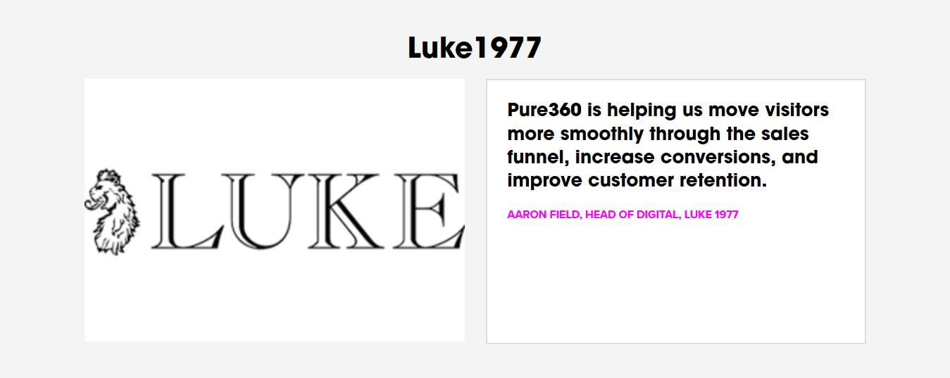Pure360 Customer Success