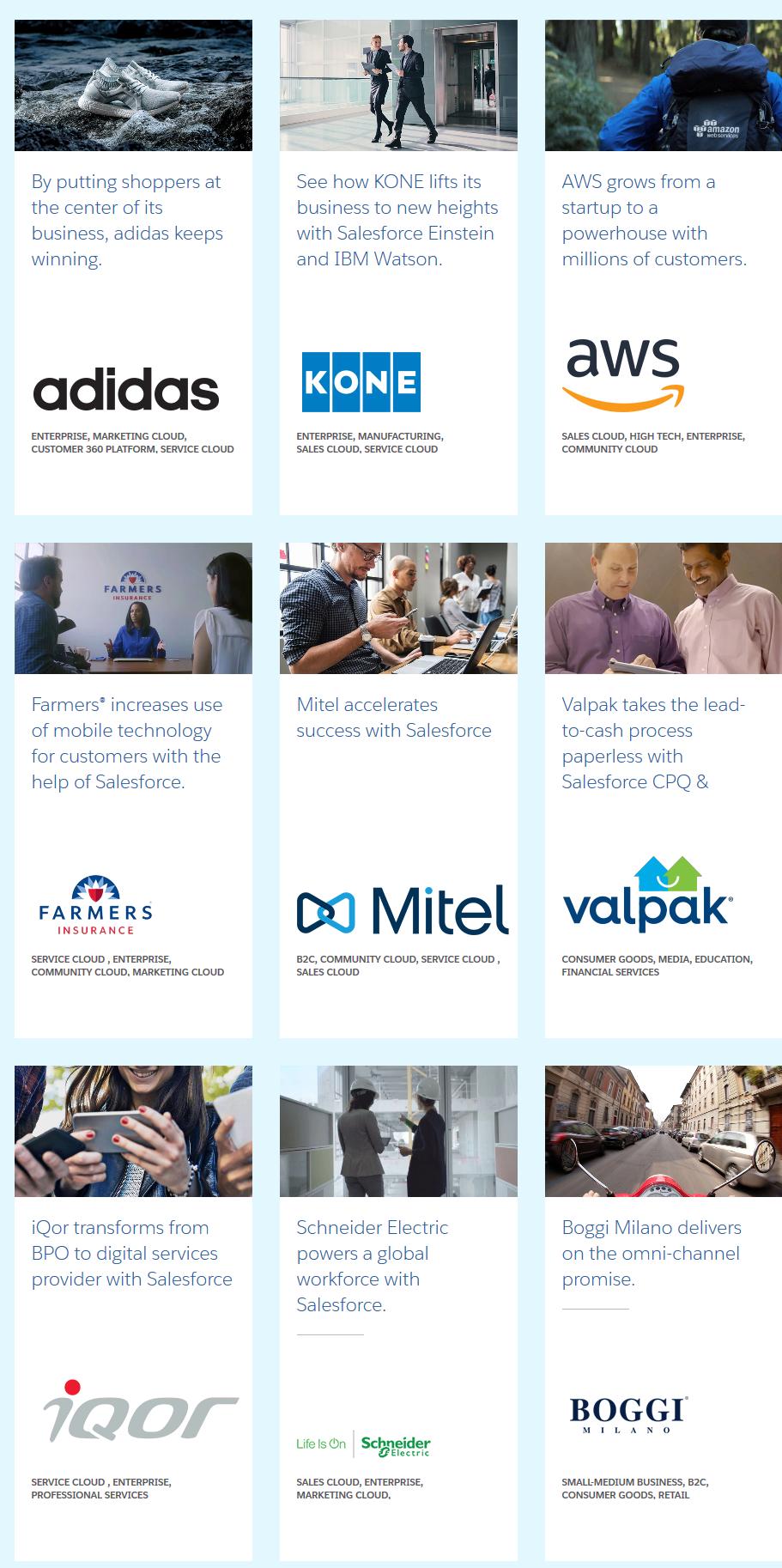 Salesforce Customer Success