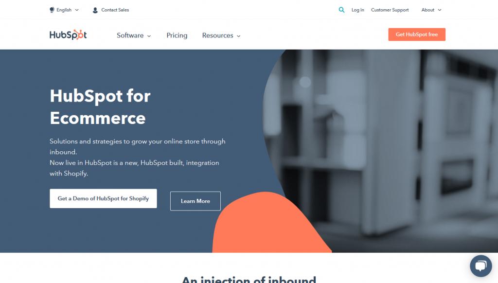 HubSpot - eCommerce