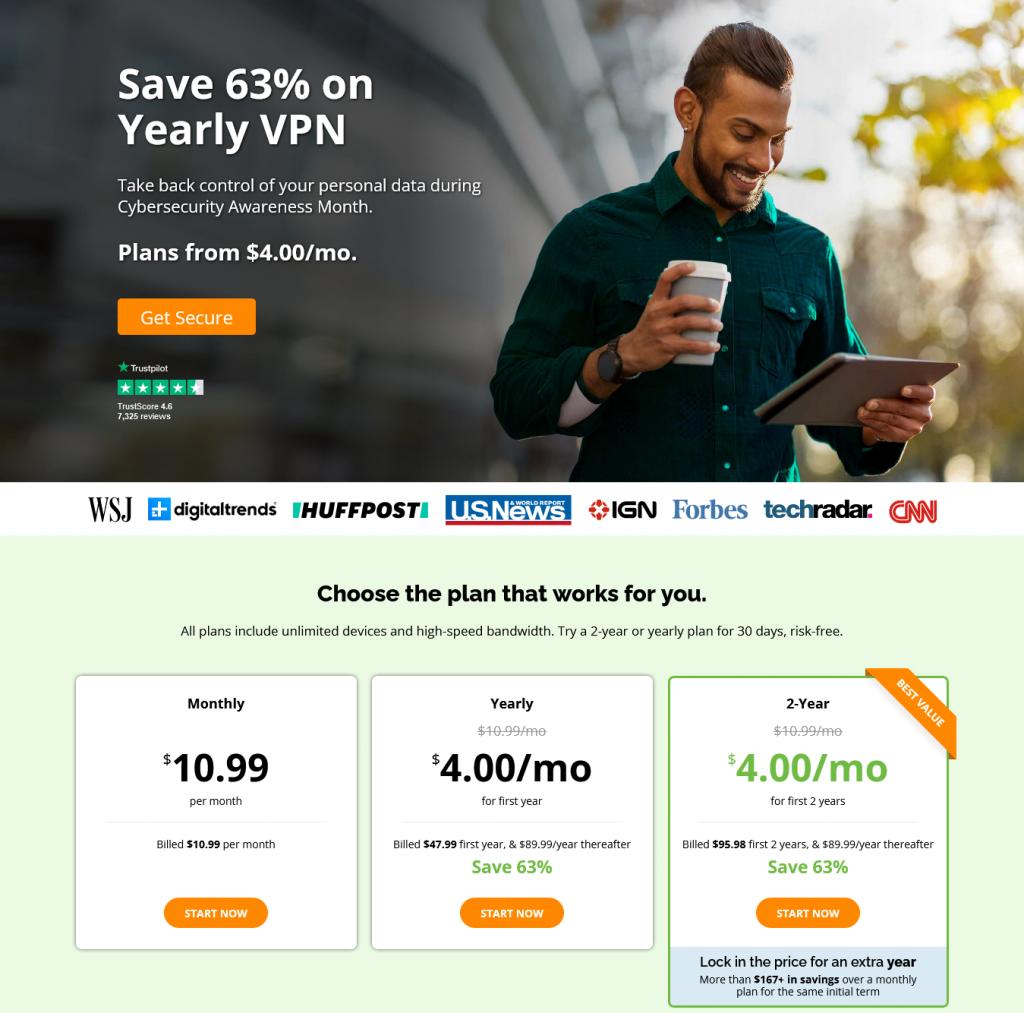 VPN-Deals - IPvanish