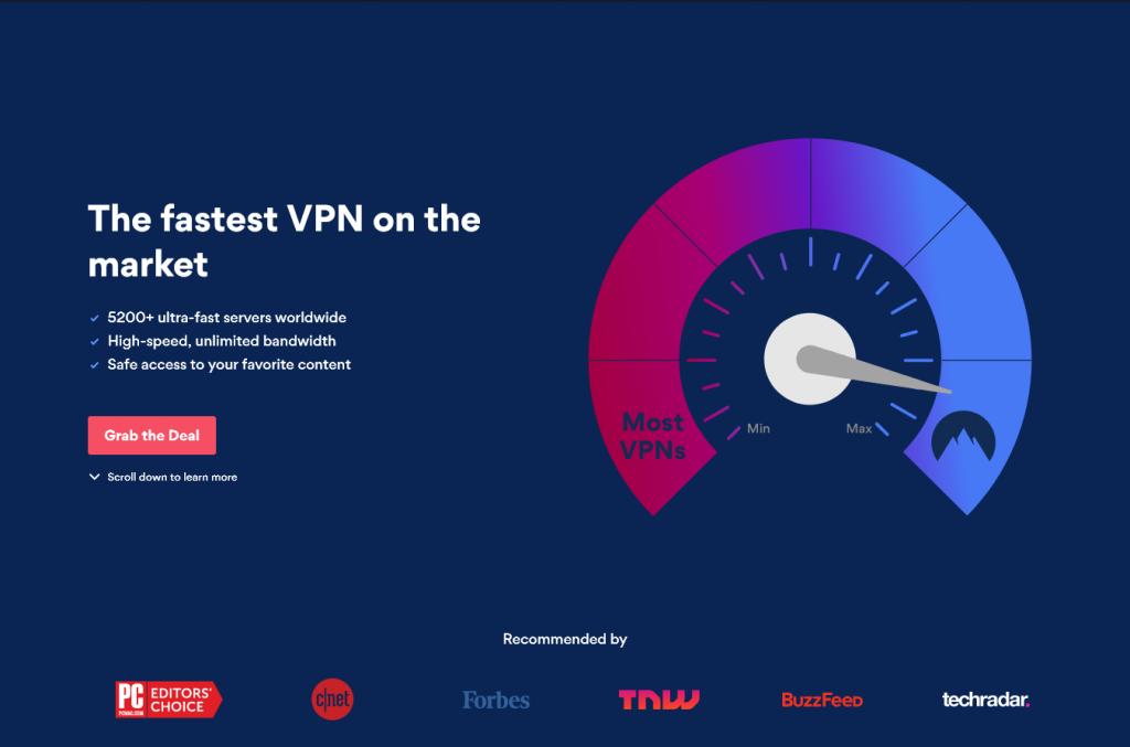 VPN-Deals - NordVPN
