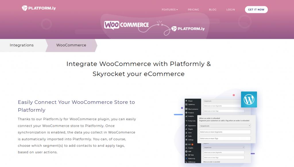 Platformly - eCommerce