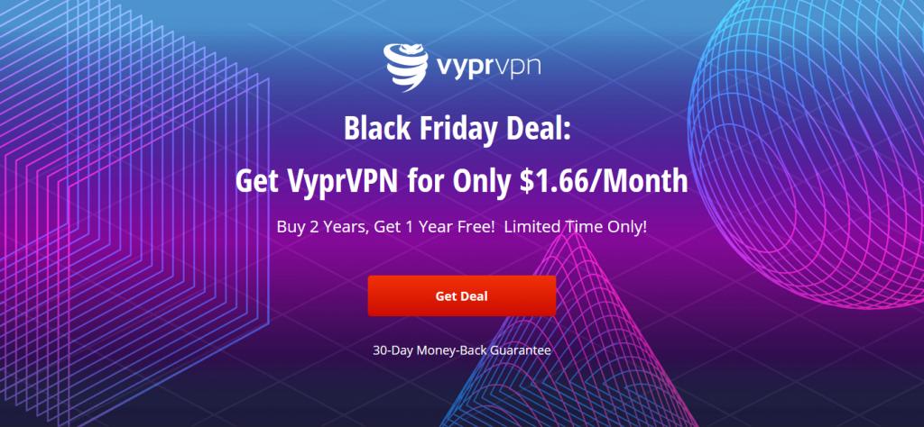 VPN - Deals - VyprVPN