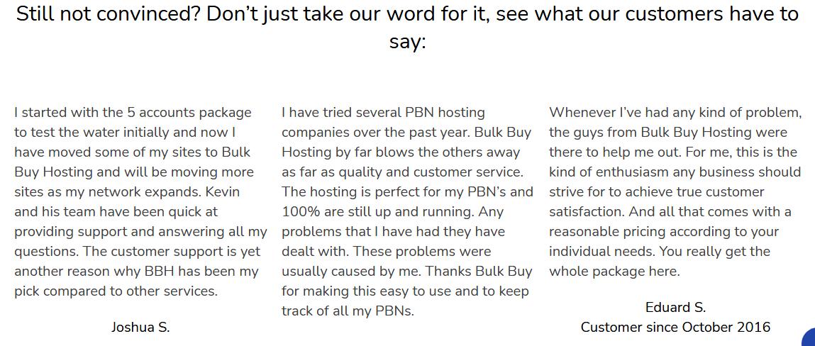 Bulk Buy Reviews Customer Reviews
