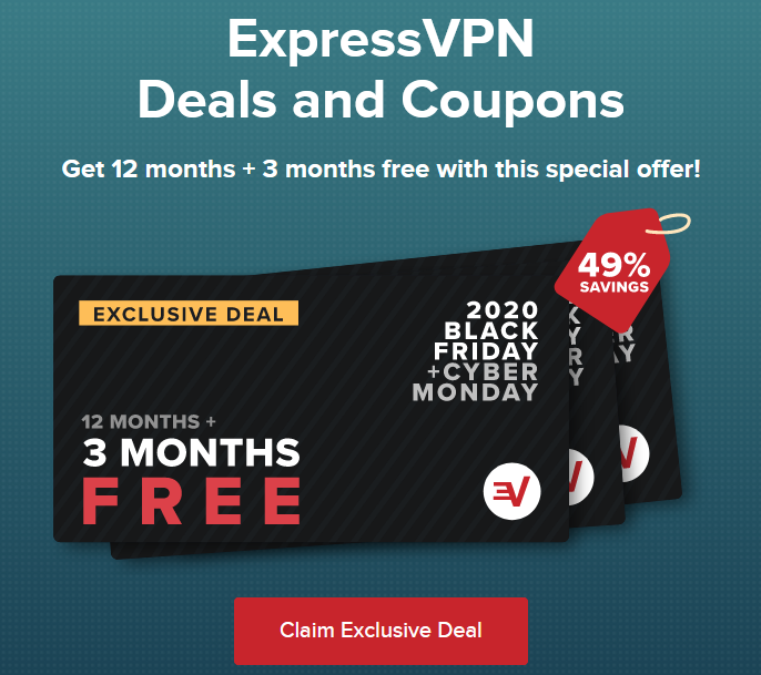 VPN - Deals - ExpressVPN
