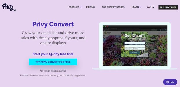 Privy - Convert