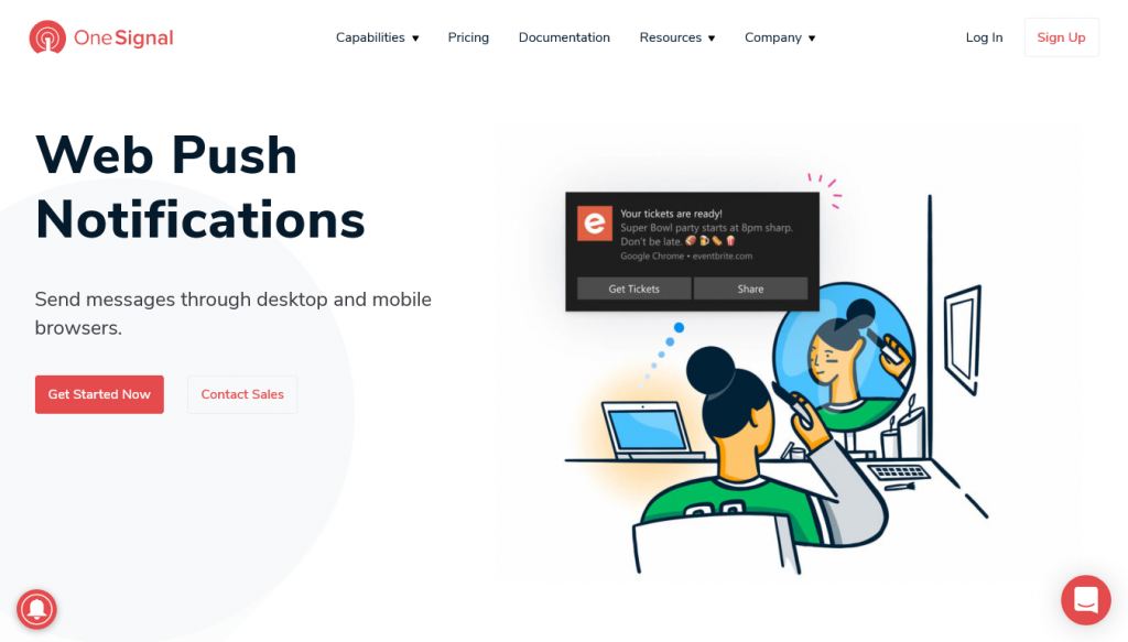 OneSignal - Push - Notification