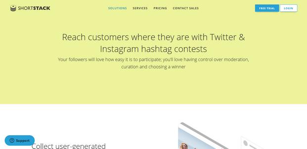 ShortStack - Instagram Contest